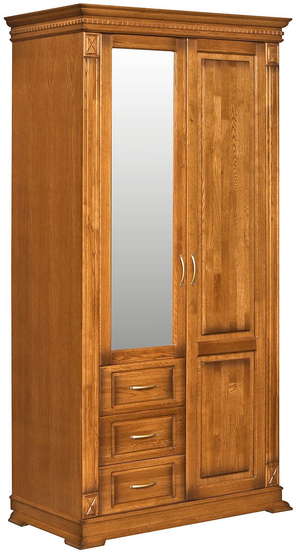 """Шкаф комбинированный для прихожей """"верди люкс"""" п433.12z купи."""